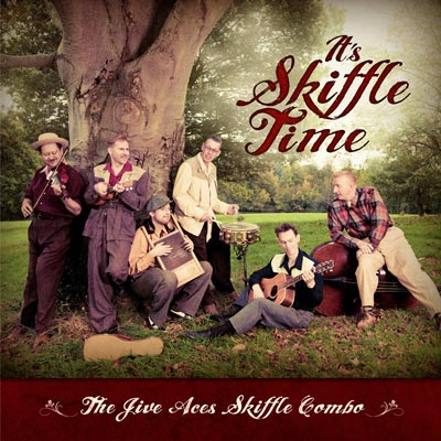 It's Skiffle Time EP